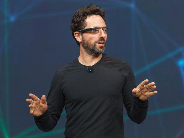 Sergey Brind, Google Glass