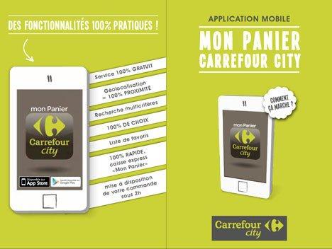 Mobile app para comprar online
