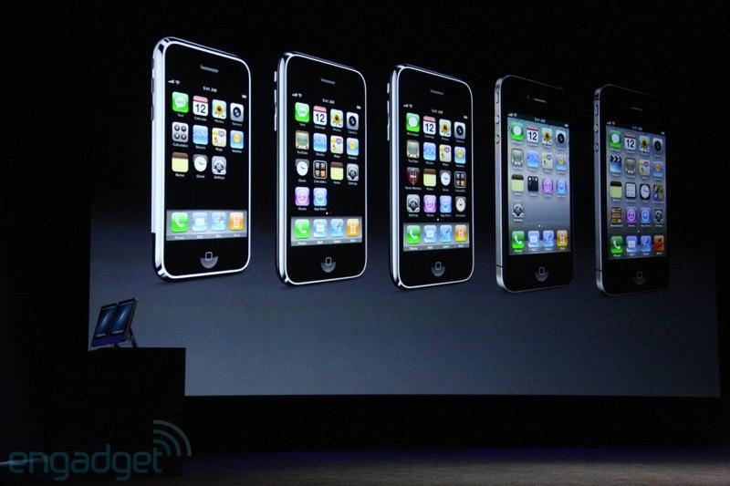 Ya esta aquí el nuevo iPhone5
