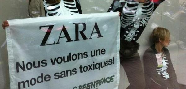bad buzz ZARA 2