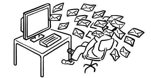 Consejos para ahuyentar a los clientes vía email
