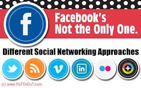 Facebook no es la única red social