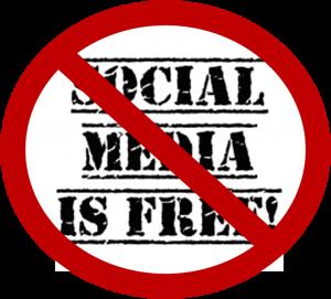 Social Media no es gratis