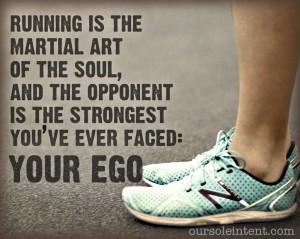 Running, corres contra ti mismo