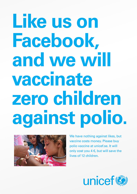 UNICEF-Facebook-marketing-communication-pub-like-jaime-Mdelmas