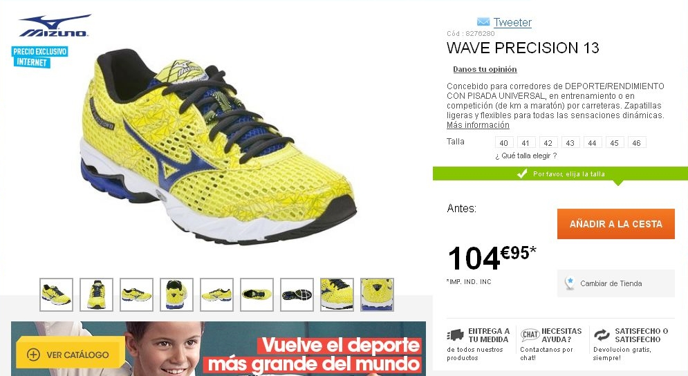 Decathlon, ropo