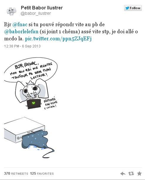 Troll FNAC