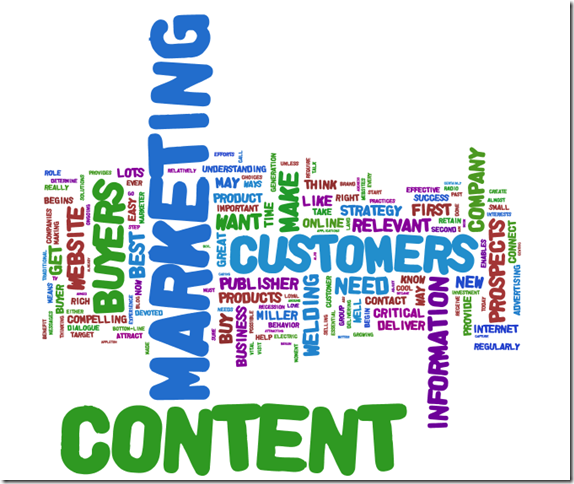el content marketing, la nueva tendencia del Marketing Digital