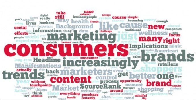 Tendencias del consumidor y marketing 2014