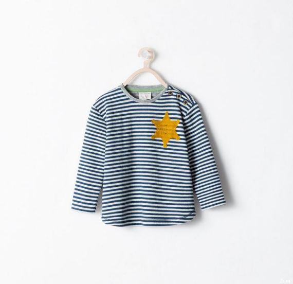 bad buzz camiseta de Zara