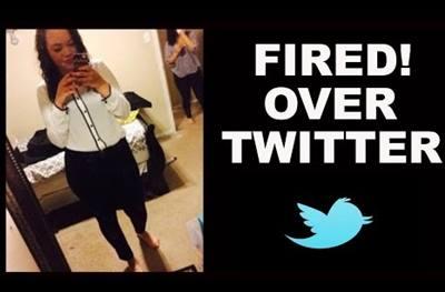 Bad buzz, despedida por culpa de un tweet 3