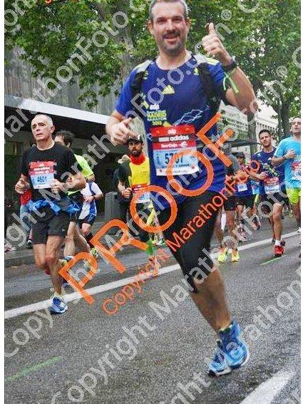 Samuel Diosdado Maraton Madrid'15