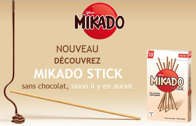 bad buzz Mikado
