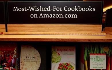 Selección libros amazon go omnicanal