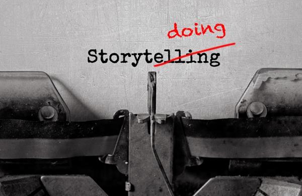 Del storytelling al story doing